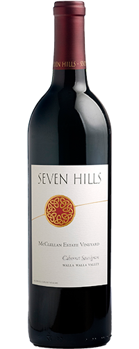 2016 Cabernet Sauvigon, McClellan Estate Vineyard, Walla Walla Valley