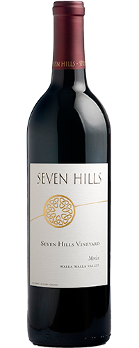 2015 Merlot, Seven Hills Vineyard, Walla Walla Valley