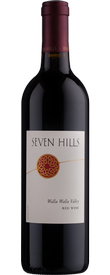 2015 Red Blend, Walla Walla Valley